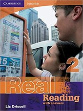 Cambridge English Skills Real Reading 2 with answers - фото обкладинки книги