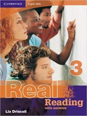 Cambridge English Skills Real Reading 3 with answers - фото обкладинки книги