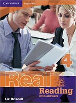 Аудіодиск Cambridge English Skills Real Reading 4 with answers
