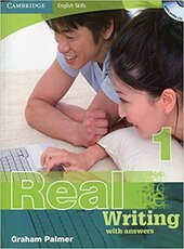 Cambridge English Skills Real Writing 1 with Answers and Audio CD - фото обкладинки книги
