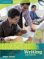 Комплект книг Cambridge English Skills Real Writing 3 with Answers and Audio CD