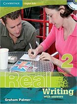 Комплект книг Cambridge English Skills Real Writing Level 2 with Answers and Audio CD