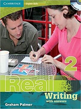 Cambridge English Skills Real Writing Level 2 with Answers and Audio CD - фото книги