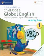 Cambridge Global English. Stage 1. Activity Book - фото обкладинки книги