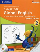 Cambridge Global English. Stage 2. Learner's Book with Audio CD - фото обкладинки книги