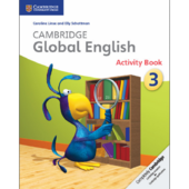 Cambridge Global English Stage 3 Activity Book - фото обкладинки книги
