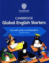 Cambridge Global English Starters Fun with Letters and Sounds A - фото обкладинки книги