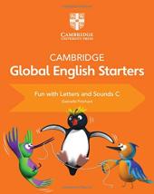 Cambridge Global English Starters Fun with Letters and Sounds C - фото обкладинки книги
