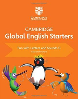 Cambridge Global English Starters Fun with Letters and Sounds C - фото книги