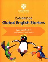Cambridge Global English Starters Learner's Book C - фото обкладинки книги
