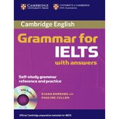 Cambridge Grammar for IELTS Student's Book with Answers and Audio CD(підручник+аудіодиск) - фото обкладинки книги