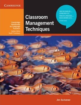 Cambridge Handbooks for Language Teachers: Classroom Management Techniques - фото книги