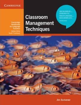 Cambridge Handbooks for Language Teachers: Classroom Management Techniques - фото книги