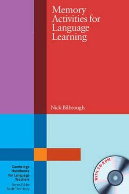 Cambridge Handbooks for Language Teachers: Memory Activities for Language Learning with CD-ROM - фото книги