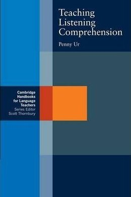 Cambridge Handbooks for Language Teachers: Teaching Listening Comprehension - фото книги