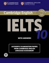 Посібник Cambridge IELTS 10 Student's Book with Answers with Audio CD