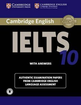 Cambridge IELTS 10 Student's Book with Answers with Audio CD - фото книги
