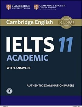 Cambridge IELTS 11 Academic Student's Book with Answers with Audio - фото книги