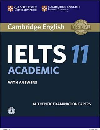 Підручник Cambridge IELTS 11 Academic Student's Book with Answers with Audio