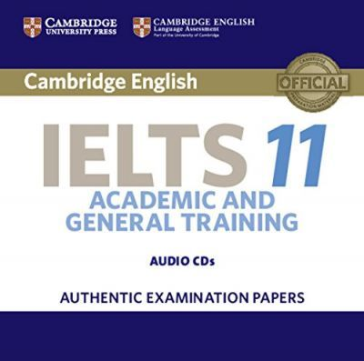 Аудіодиск Cambridge IELTS 11 Audio CD
