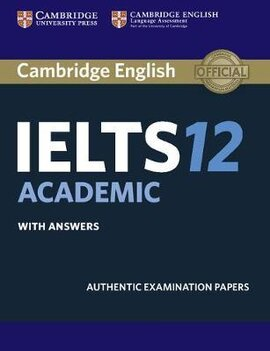 Cambridge IELTS 12 Academic Student's Book with Answers - фото книги