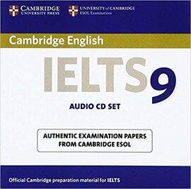 Cambridge IELTS 9 Audio CDs (2) - фото книги