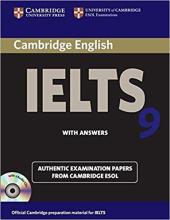 Cambridge IELTS 9 Student's Book with Answers and Audio CDs (2) - фото обкладинки книги