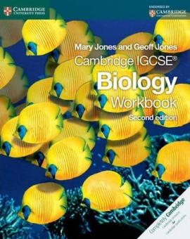 Cambridge IGCSE Biology Workbook - фото книги