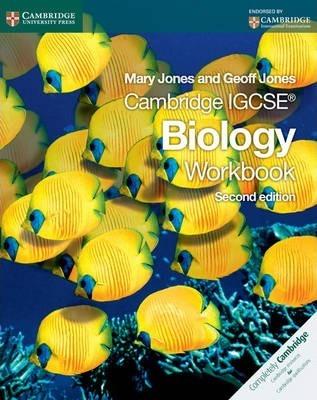 Робочий зошит Cambridge IGCSE Biology Workbook
