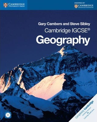 Книга Cambridge IGCSE Geography Coursebook with CD-ROM