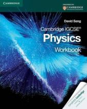 Cambridge IGCSE Physics Workbook - фото обкладинки книги