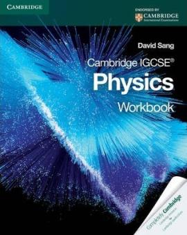 Cambridge IGCSE Physics Workbook - фото книги