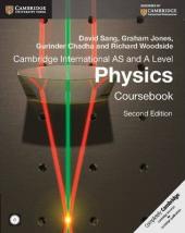 Cambridge International AS and A Level Physics Coursebook - фото обкладинки книги