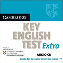 Комплект книг Cambridge KET Extra Audio CD