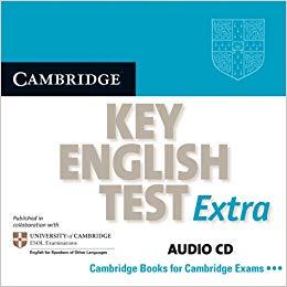 Cambridge KET Extra Audio CD - фото книги