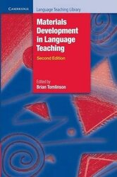 Cambridge Language Teaching Library: Materials Development in Language Teaching - фото обкладинки книги