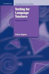 Cambridge Language Teaching Library: Testing for Language Teachers - фото обкладинки книги