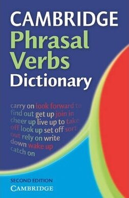 Cambridge Phrasal Verbs Dictionary. 2nd Edition - фото книги