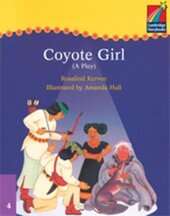 Cambridge Plays: Coyote Girl ELT Edition - фото обкладинки книги
