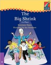 Cambridge Plays: The Big Shrink ELT Edition - фото обкладинки книги