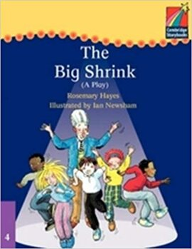 Cambridge Plays: The Big Shrink ELT Edition - фото книги