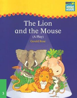 Cambridge Plays: The Lion and the Mouse ELT Edition - фото книги