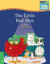 Cambridge Plays: The Little Red Hen ELT Edition - фото обкладинки книги