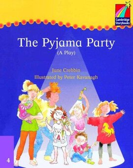 Cambridge Plays: The Pyjama Party ELT Edition - фото книги