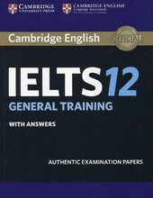 Cambridge Practice Tests IELTS 11 General with Answers and Audio(підручник) - фото обкладинки книги