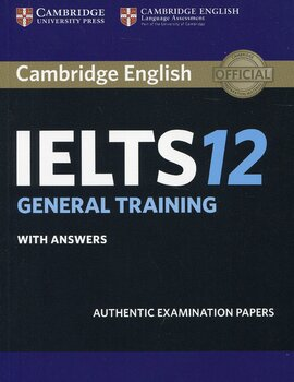 Cambridge Practice Tests IELTS 11 General with Answers and Audio(підручник) - фото книги