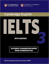 Підручник Cambridge Practice Tests IELTS 3