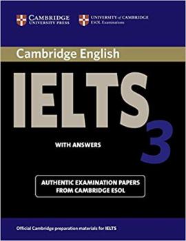Cambridge Practice Tests IELTS 3 - фото книги