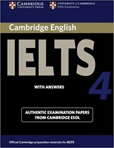 Комплект книг Cambridge Practice Tests IELTS 4