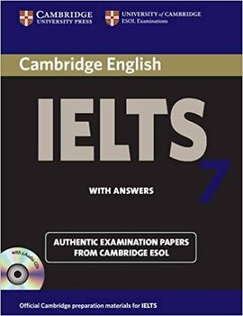 Cambridge Practice Tests IELTS 7 + CDs (2) - фото книги
